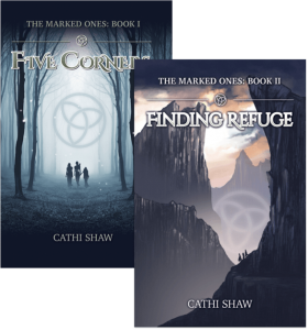 Screenshots of Cathi Shaw Books