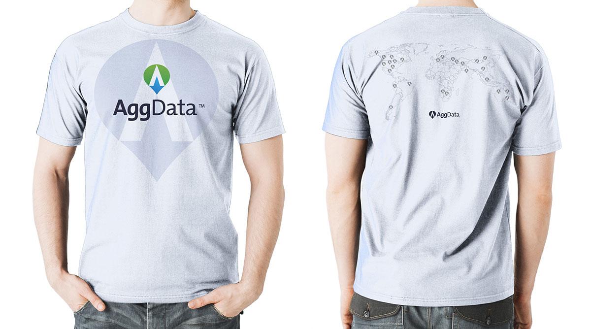 AggData Tees-shirt Design
