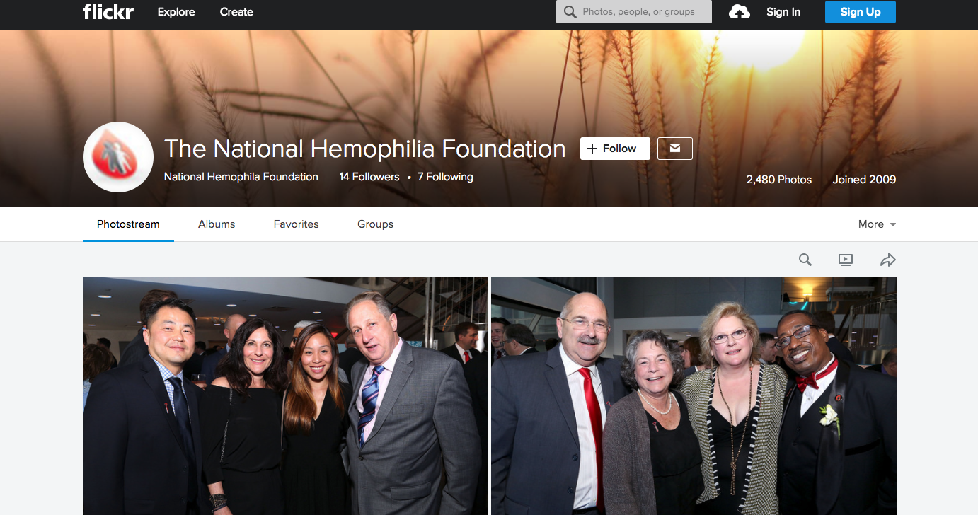 The NHF's photos on flickr