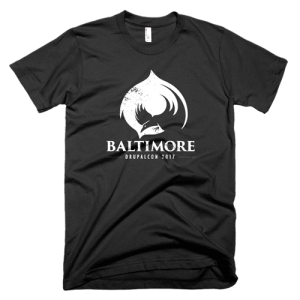 TeeShirt Design - Baltimore DrupalCon