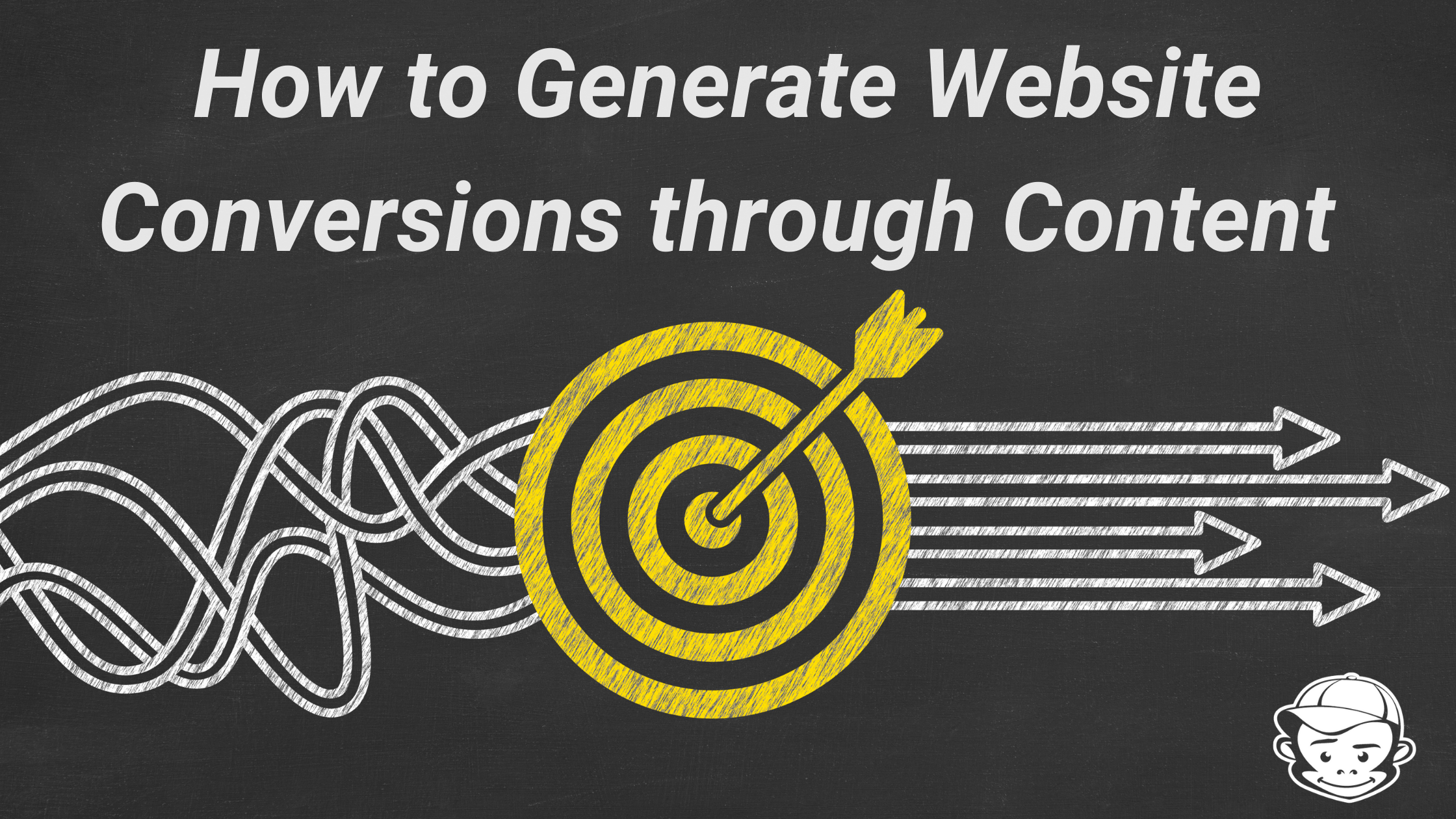 How to Generate Website Conversions through Content
